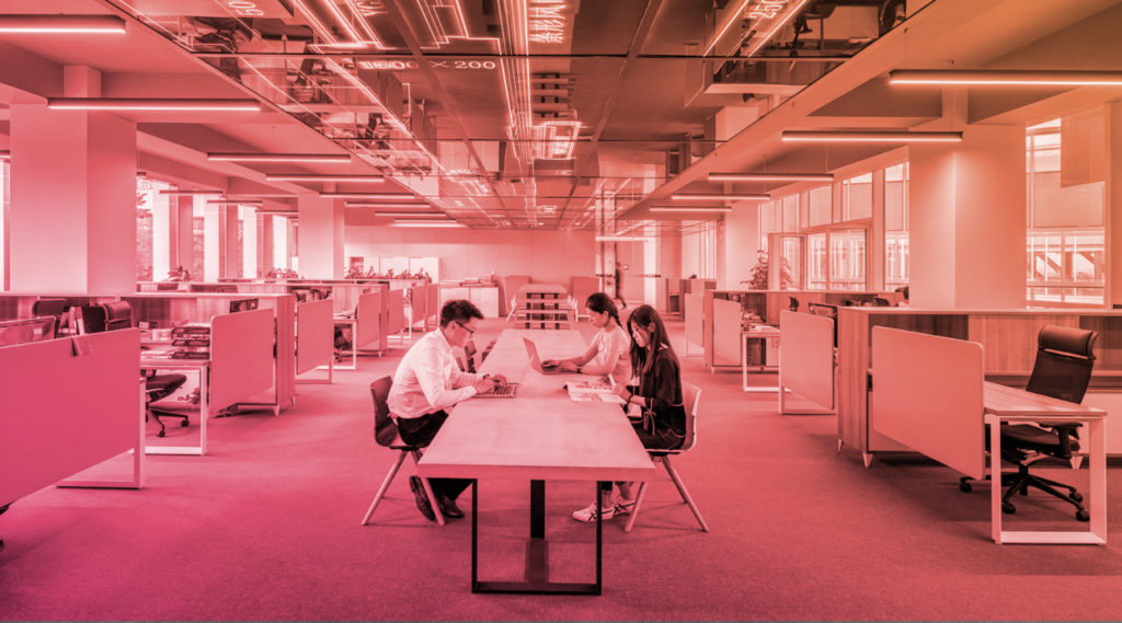 CoWorkr is Using Real-Time Data Sensors to Make Going Back to the Office Easier and Safer