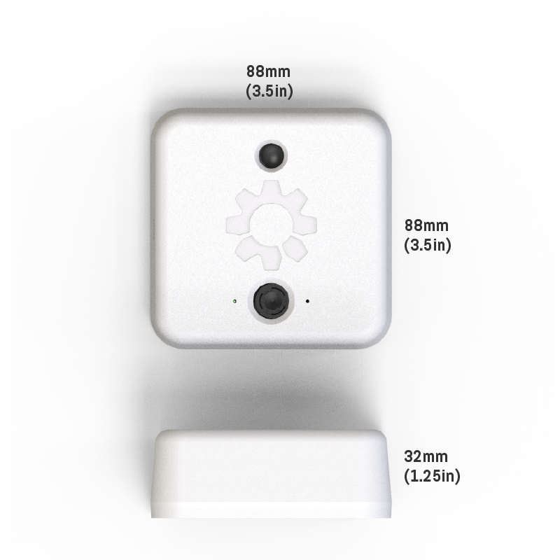 workspace counter sensor